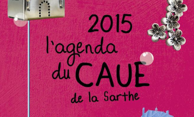 CAUE Sarthe agenda
