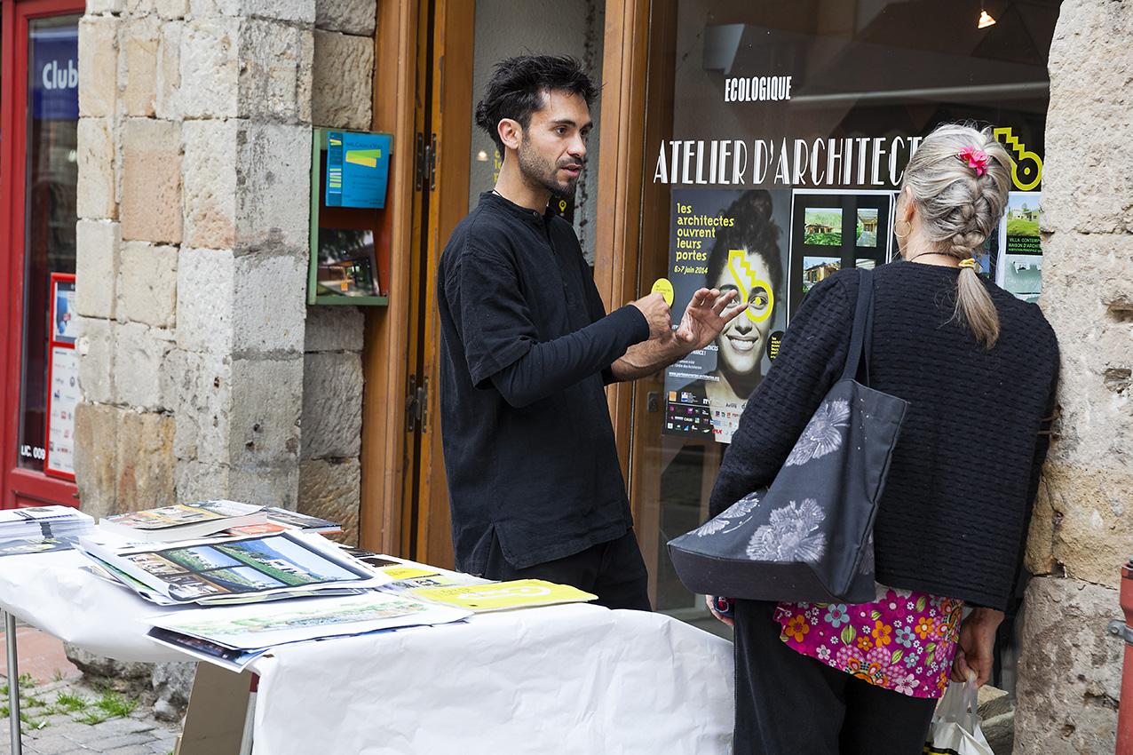 Journée portes ouvertes du 6/06/2014 chez Casa La Vera à Foix (09)