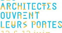 Les architectes ouvrent leurs portes 12-13 juin