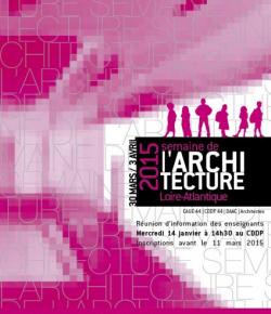 Semaine de l'architecture en Mayenne – à partir du 30 mars