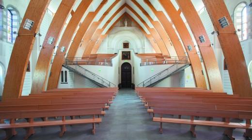 Visite de l'église Saint-Vincent à La Tourlandry – 27 mars