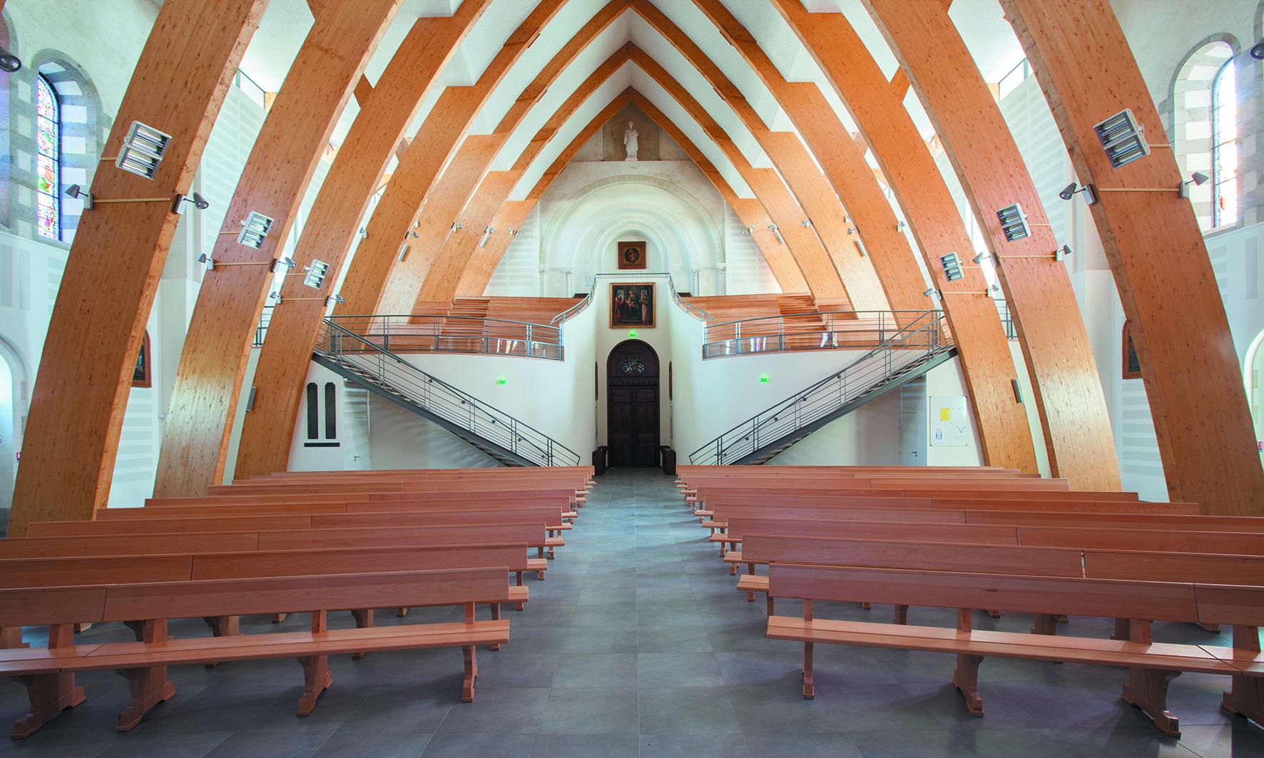 Eglise La Tourlandry©CAUE49
