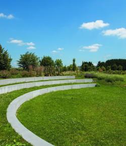Jardin public la coulée verte, Doué-la-Fontaine – 19 juin