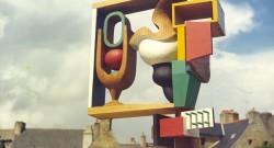 Joseph Savina/Le Corbusier – Piacé-le-Radieux – 20 juin