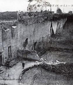 L'habitat en Troglodyte – Doué-la-Fontaine – 20 mars