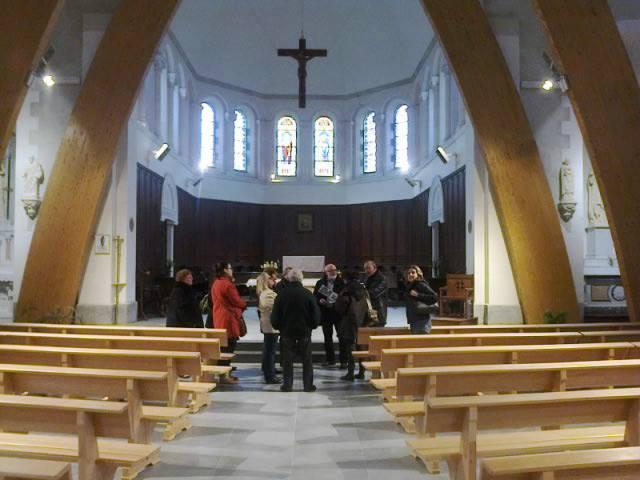 Eglise de la Toulandry CAUE 49