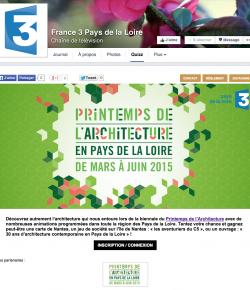 Jeux concours France 3 Pays de la Loire- Terminé