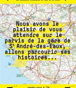 Révéler la ville #5 – Saint-Nazaire – Invitation le 18 avril