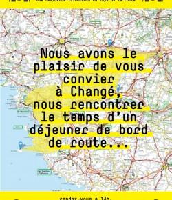 RÉVÉLER LA VILLE #5 – Changé – INVITATION