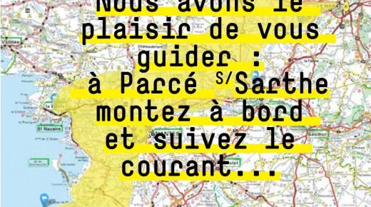 RÉVÉLER LA VILLE #5 – Parcé-sur-sarthe – INVITATION le 8 mai