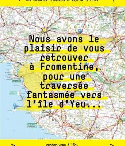 Révéler la ville #5 – Fromentine – Invitation le 26 avril